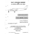 Cessna Model 340A Pilot's Operating Handbook $19.95