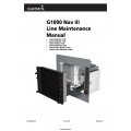 Garmin G1000 Nav III Line Maintenance Manual $19.95