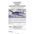 Cirrus SR20 Pilot's Operating Handbook and FAA Approved Airplane Flight Manual 2013