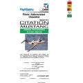 Cessna Model 510 Citation Mustang Pilot's Abbreviated Checklist 510CLNP-07 $13.95
