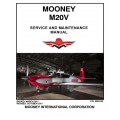Mooney M20V Service and Maintenance Manual $29.95