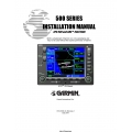 Garmin 500 Series Installation Manual 190-00181-02 $9.95