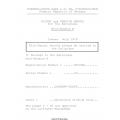 Sailplane Mini-Nimbus B Flight and Service Manual