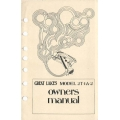 Great Lakes Model 2T-IA-2 Owners Manual