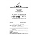 Grob G 103 Flight Handbook $2.95