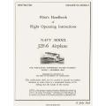 Grumman Duck J2F-6 Airplane Pilot's Handbook of Flight Operating Handbook 1945 $4.95
