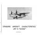 Grumman Goose JRF-5 Standard Aircraft Characteristics