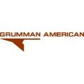 Grumman American Aircraft Logo,Decal/Stickes!