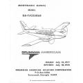 Grumman American Model GA-7 Cougar Maintenance Manual