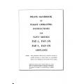 Grumman F6F-3-3N & F6F-5-5N Hellcat Airplane Pilot's Handbook