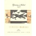 Grumman G-73 Mallard  Service Manual 1951