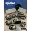 Guest Industrial Battery Chargers and Accessories Catalog