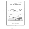 Sikorsky H-5A, D and E HO2S-1 Helicopters AN 01-230HB-1 Handbook Flight Operating Instructions 1951 $4.95