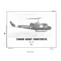 Bell HU-1E Standard Aircraft Characteristics 1964