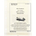 Piasecki Helicopters HUP-1 and 2 Helicopters Flight Handbook 1952  $9.95