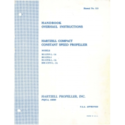 Hartzell Compact Constant Speed Propeller