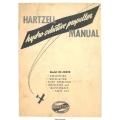 Hartzell  hydro-selective propeller Manual 1948  $4.95