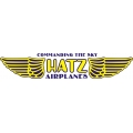 Hatz Airplanes Aircraft Logo,Decals!