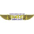 Hatz Airplanes Aircraft Logo,Decals!