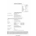 Hawker Beechcraft Aircraft Specifications no.3A16 2008 $4.95