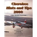 Piper Cherokee Hints and Tips 2000 $13.95