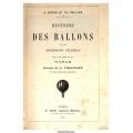 Histoire Des Ballons et des Ascensions Celebres
