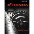Honda ATV Rincon TRX680FA & TRX680FGA Service Manual 2006 - 2011 $9.95