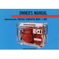 Honda E1000 Portable Generator Owner's Manual $9.95