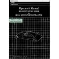 Honda H5518 Multi-Purpose Tractor Operator's Manual