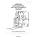 Hyster E40XL-MIL, NSN 3930-01-223-8437 Forklift TM 10-3930-655-24P Unit & Maintenance Repair Parts 1993 $9.95