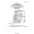 Hyster E60XL-MIL, NSN 3930-01-223-8436 Forklift TM 10-3930-656-24P Unit & Maintenance Repair Parts 1993 $9.95
