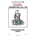 IAME Parilla Leopard 125cc - RL-TaG Engine Overhauling Manual 2003