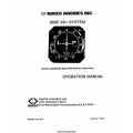 Narco IDME 891 System Operation Manual 1983 $9.95