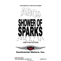 Continental IGN-52 Shower of Sparks 2011 $19.95