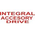Integral Accessory Drive