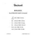 Beechcraft Bonanza 33 to E33A-1 IPC1 $19.95