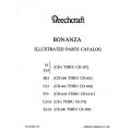 Beechcraft Bonanza 33 to E33A-1 IPC1 $19.95