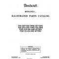 Beechcraft Bonanza F33, G33, F33A, F33C, Illustrated Parts Catalog REV.1996