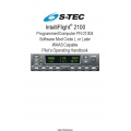 S-TEC IntelliFlight 2100 Pilot's Operating Handbook 2013 $13.95