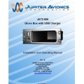 Jupiter Avionics JA72-006 Glove Box USB Charger Installation and Operating Manual $6.95