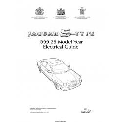Jaguar S-Type Electrical Guide JTP 691