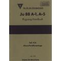 Junkers JU 88 A-1, A-5 Teil 12B Flugzeug Handbuch Abwurfwaffenanlage $4.95