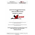 Jabiru 3300 Aircraft Engine JEM3304-4 Instruction & Maintenance Manual 2008