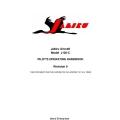 Jabiru J120-C Pilot's Operating Handbook 2007 $5.95