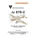 Junkers Ju 87 B-2 Betriebsanleitung $9.95