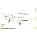 Junkers Ju 88 A-4 Flugzeug-Handbuch Teil 9C Hydraulische Anlage $9.95