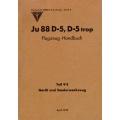 Junkers Ju 88 D-5, D-5 trop Flugzeug-Handbuch Teil 9 E Gerät und Sonderwerkzeug $2.95