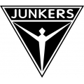 "Junkers Decal/Sticker 7"" wide by 8"" high! $12.95"