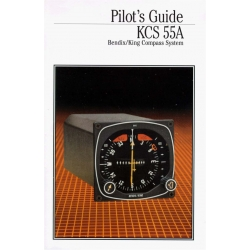 Bendix /King KCS 55A Pilot's Guide Compass System 006-08256-0004 $2.95