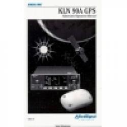 Bendix King KLN 90A GPS Abbreviated Operation Manual $9.95